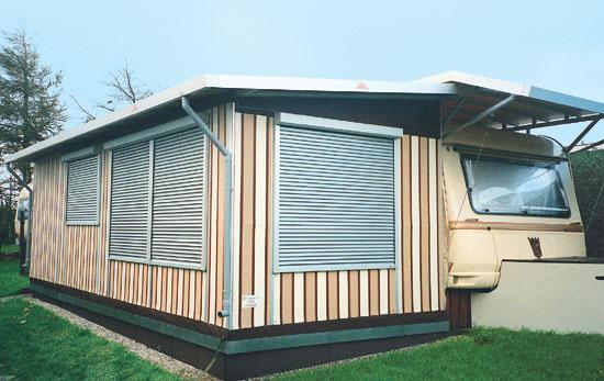 schutzdach wohnwagen vorzelt. Black Bedroom Furniture Sets. Home Design Ideas